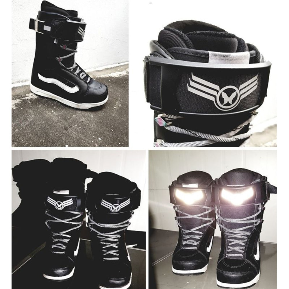 REFLECTIVE BOOTS STRAP