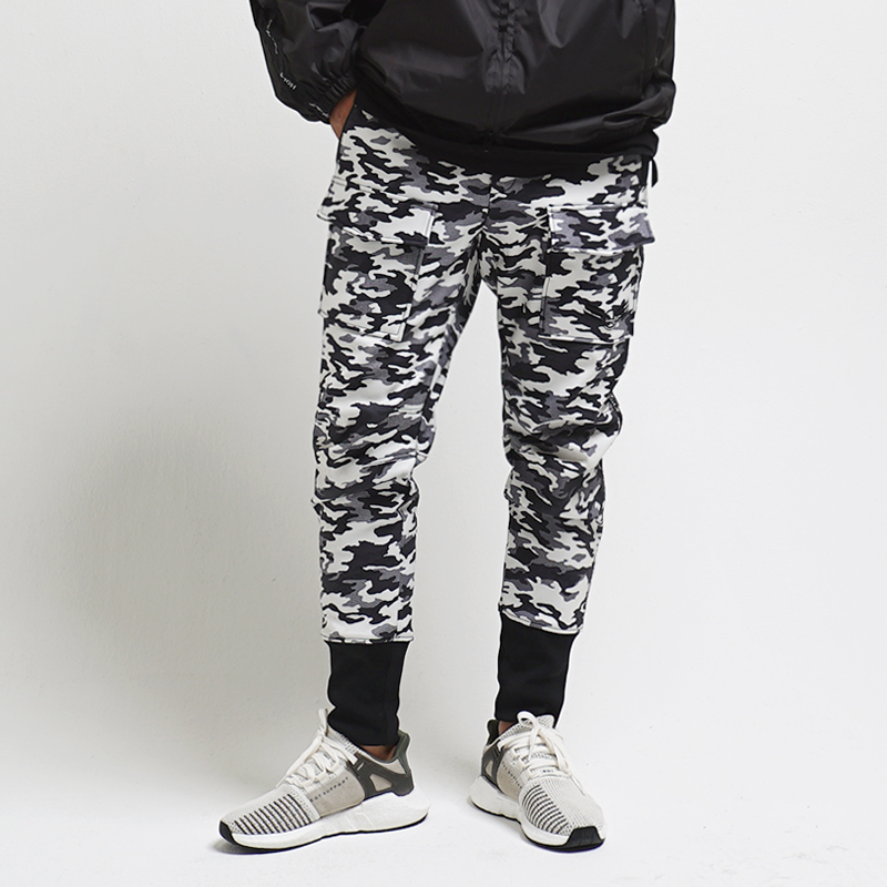1819 LAUNDRY JOGGER PANTS (White)